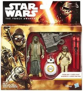 Star Wars - Pack de figuras Hasbro modelos surtidos: Amazon.es: Juguetes y juegos