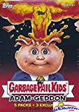 #5: 2017 Topps Garbage Pail Kids Series 1 ADAM-GEDDON EXCLUSIVE Factory Sealed Value Box with Special GROSS BEAR BONUS STICKERS! Look for Autograph, Sketch Cards & Printing Plates! Brand New!