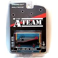 "1983 GMC Vandura [Greenlight 44790B] ""The A-Team"", 1:64"