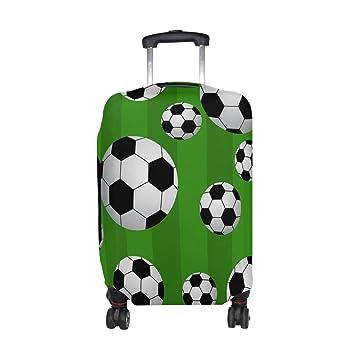 ALAZA Balón de fútbol de fútbol de Equipaje Cubierta Se Adapta a 22-24 Pulgadas Maleta de Viaje Spandex Protector: Amazon.es: Equipaje