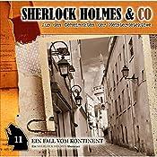 Ein Fall vom Kontinent (Sherlock Holmes & Co 11) | Thomas Tippner