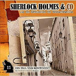 Ein Fall vom Kontinent (Sherlock Holmes & Co 11)