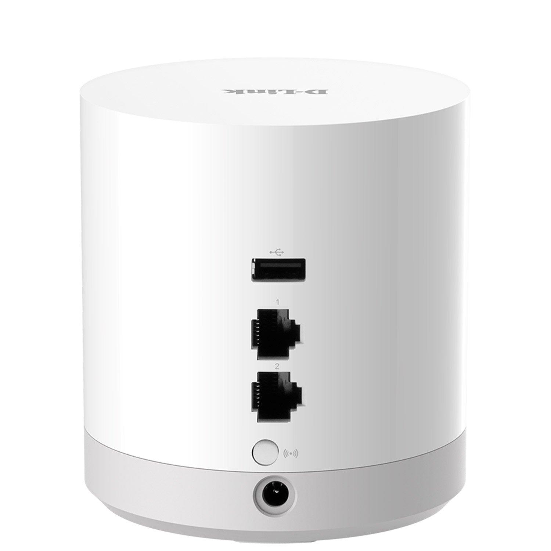 D-Link DCH-G020 - Hub Conectado WiFi (para Dispositivos Z-Wave Plus, USB 2.0, 802.11 b/g/n), Blanco