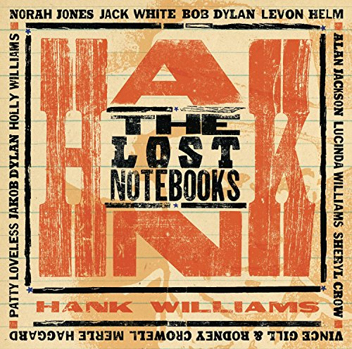 Price comparison product image The Lost Notebooks of Hank Williams