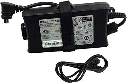 Amazon Com Upbright 3 Pin 24v 3 75a 90w Ac Dc Adapter Compatible With Resmed S10 S9 Ipx1 Ipxi Cpap Machine S9 H5i Ref 36003 36003a R360 760 Da 90a24 Da90a24 36970 Elite S 9 Escape Genuine Power