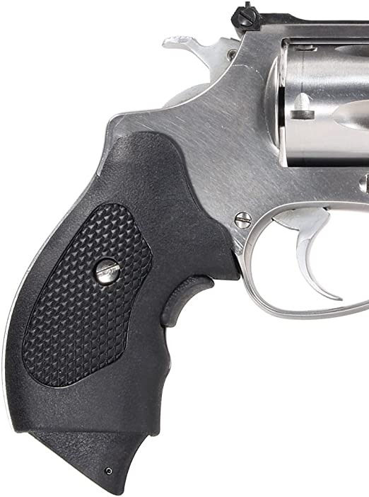 Pachmayr Guardian Rubber Black Ruger Grip 02607