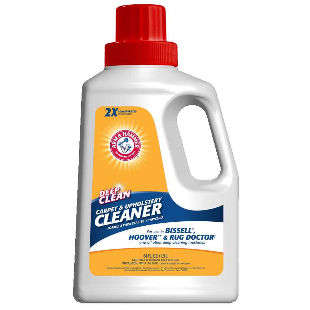 hoover expert clean detergent instructions