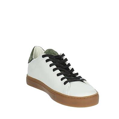 Venta Barata Buscando Pre Orden En Línea Crime 11207KS1 Sneakers Uomo Bianco/Verde 41 Falsificación De Descuento Los Mejores Precios Manchester Descuento Gran Venta oXtZG