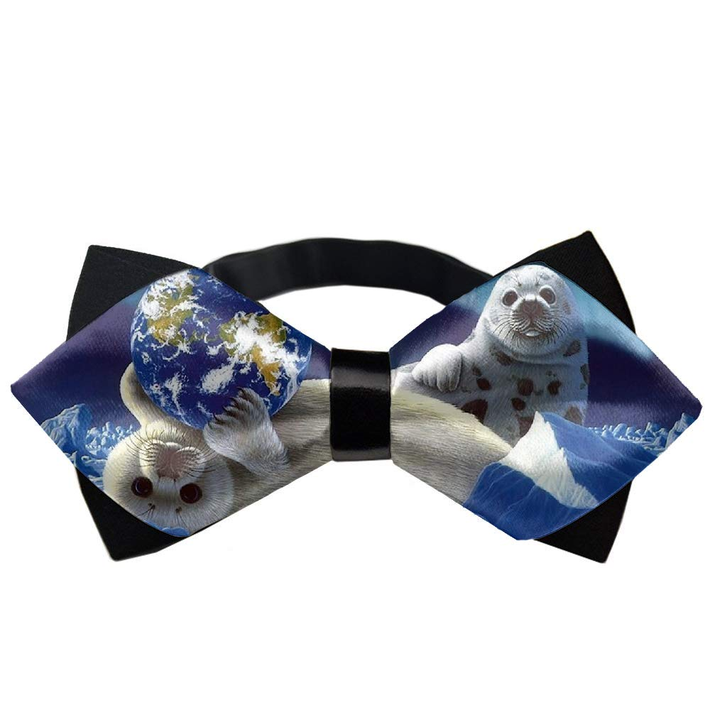 Unisex Bow Tie Dinner Adjustable Pre-Tied Classical /& Formal For Club Party