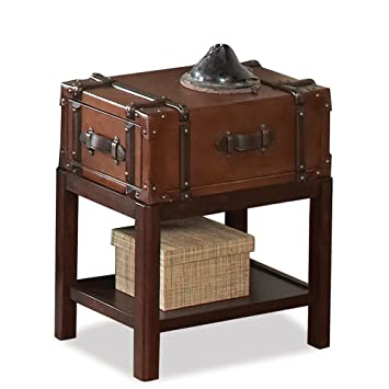 Delicieux Suitcase Chair Side Table