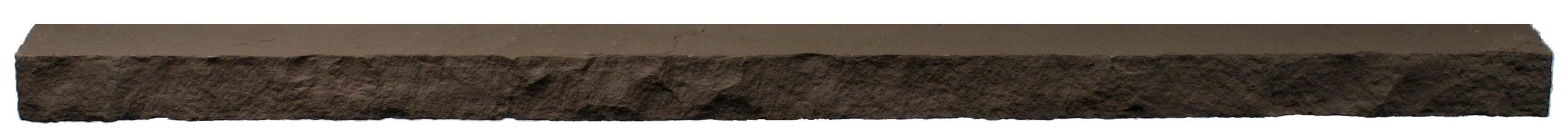 NextStone Sandstone 4 Foot Ledger Brown 4 Pack