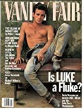 img - for Vanity Fair July 1992 (Single Issue) Luke Perry book / textbook / text book