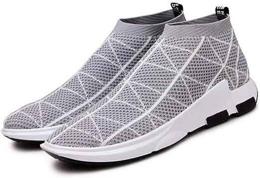 FuweiEncore Zapatillas de Deporte para Hombre, Zapatillas de ...