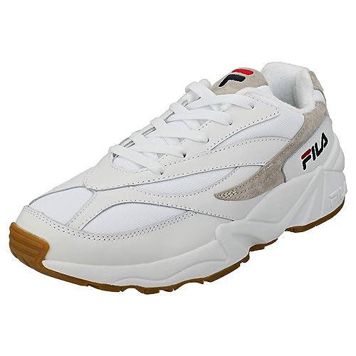 10f85e79e674 Fila Venom Trainers Black  Amazon.co.uk  Shoes   Bags