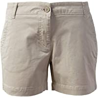 Gill Womens Crew Shorts - Silver