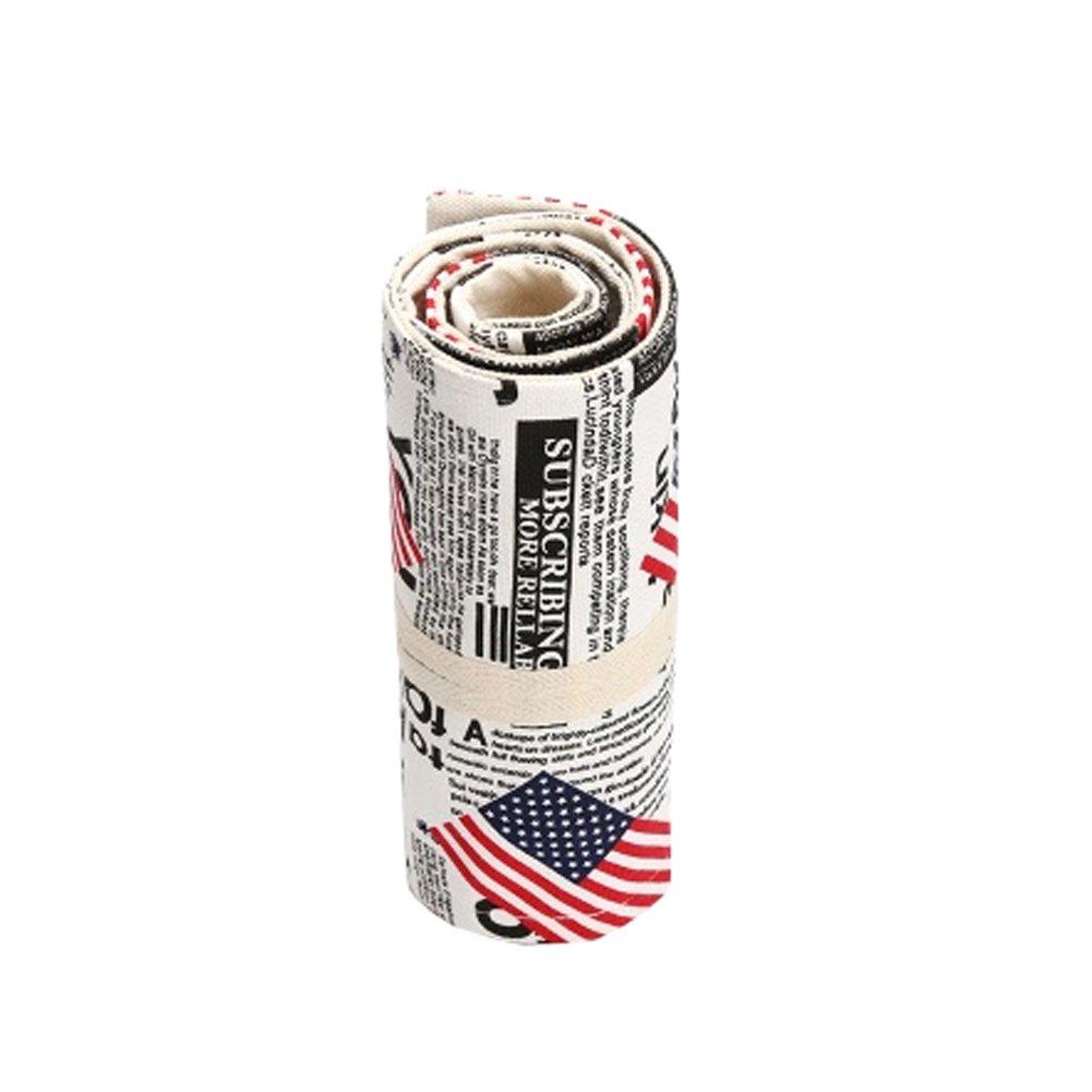 Amerikanische Flagge Baumwoll Bleistift Wrap, Reisen Zeichnung ...