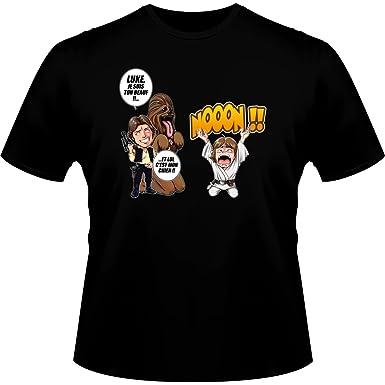 Okiwoki Herren T-Shirt Gr. XXX-Large, schwarz