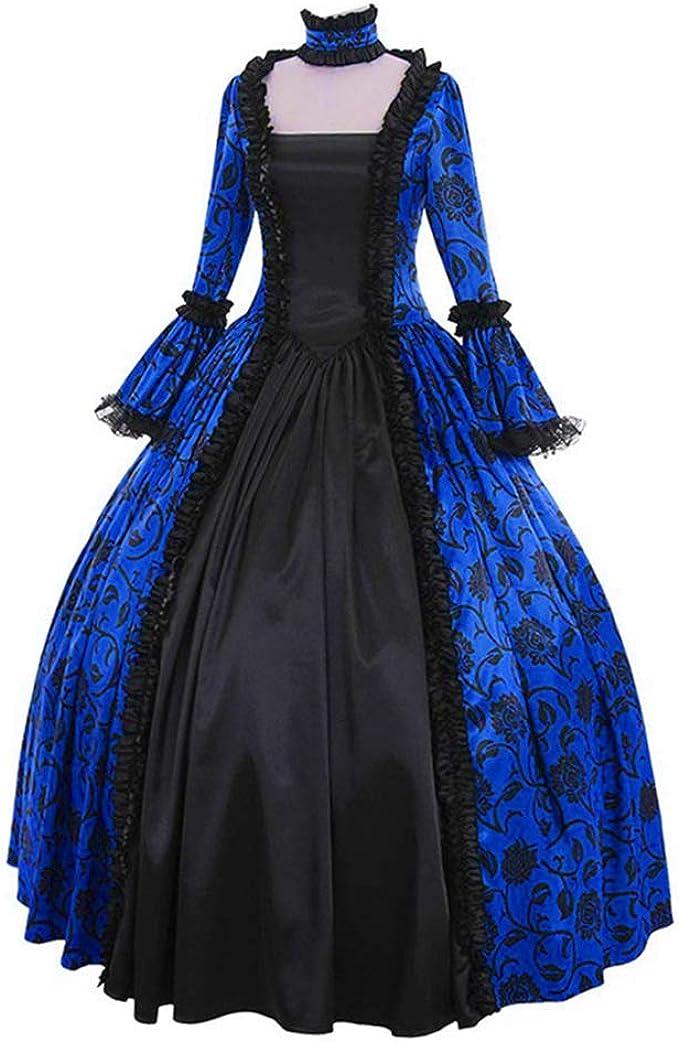 Amazon.com: Disfraz de princesa gótica renacentista ...