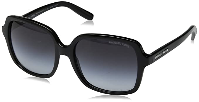 cb572957f39dc Image Unavailable. Image not available for. Colour  Michael Kors MK6033  300511 ASTRID II Black Square Sunglasses