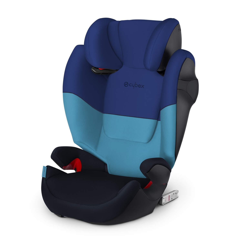 desde los 3 hasta los 12 a/ños aprox. Cybex 15-36kg Silla de coche grupo 2//3 Solution M-Fix para coches con y sin ISOFIX Blue Moon