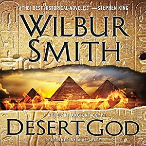 Desert God Audiobook