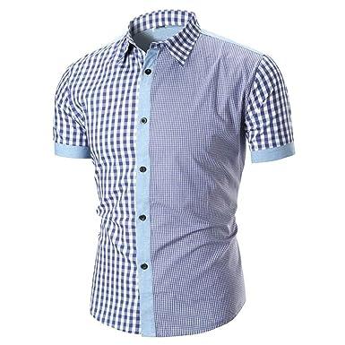 Camisa De Polo De Hombre Camisa De Polo Ropa De Manga Corta ...