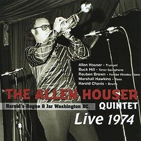 Allen Houser Quintet Sextet No Samba