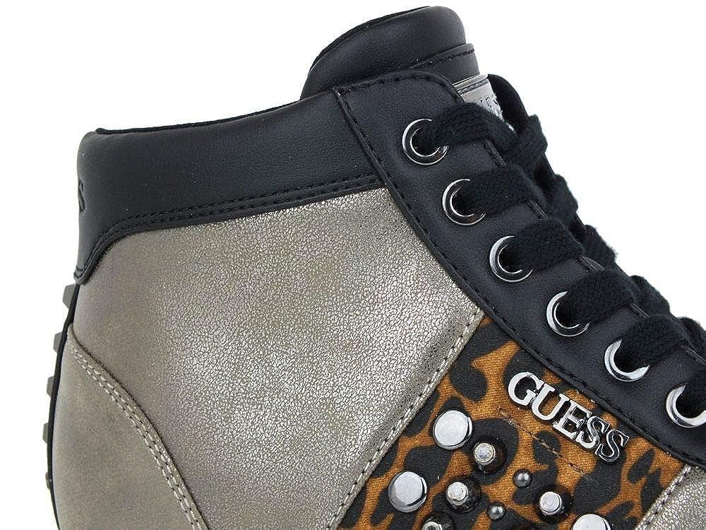 GUESS Sneakers Pewter FL7BEKLEL12