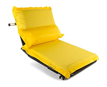 Folbot Airform Seat Recreational Model Folding Kayaks, Yellow