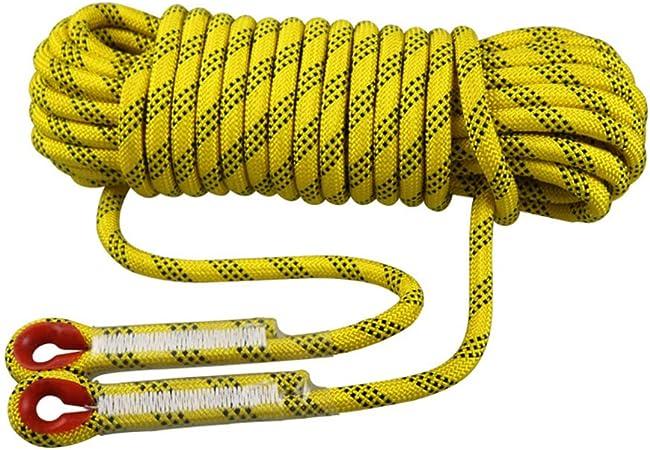 FENGSHUAI Cuerda de Seguridad para Alpinismo, Cuerda de ...