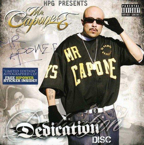 CD : Mr. Capone-E - Mr. Capone-e Favorite Dedicated Disc [explicit Content] (With DVD, 2PC)
