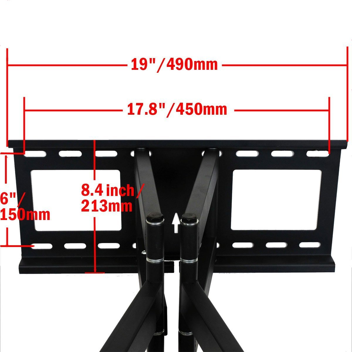 Videosecu TV Wall Mount per Haier 39 - 165,1 cm 39D3005 ... on