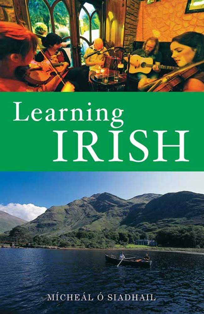 Download Learning Irish: Text with DVD PDF