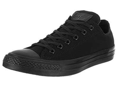 Converse Chuck Taylor All Star Ox Women s Shoes Black Black 559830f (5.5 B( 90ec7ce33