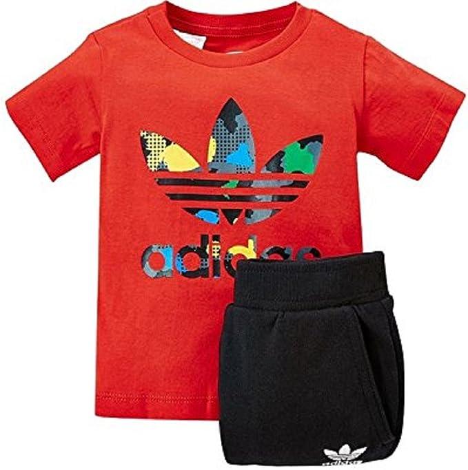 adidas Originals YWF Crew - Chándal Completo para niños (Juego ...