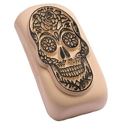 LaDot Tatuaje Temporal, Piedra de Sellar, Calavera de Azúcar ...