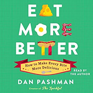 Eat More Better Audiobook