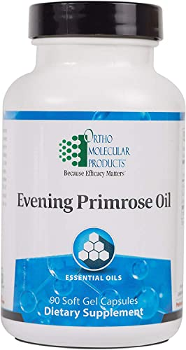 Ortho Molecular – Evening Primrose Oil – 1300 mg – 90 Soft Gel Capsules