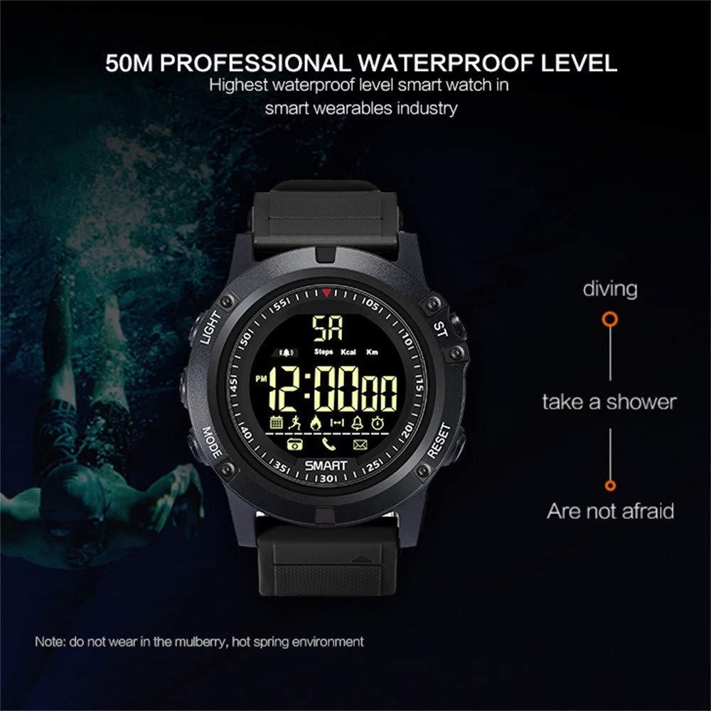 Baiomawzh Pulsera de Actividad Inteligente, Reloj ...