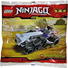 LEGO Ninjago: Mini Turbo Shredder (Brickmaster Exclusive) Set 20020 (Bagged)
