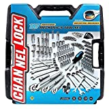 187 pcs. - Channellock Professional Mechanic's Tool Set