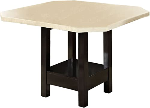 Furniture of America Chantelle Counter Height Table