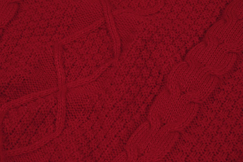 KunLunMen Girls Sweaters Fall Winter Knitted Pullovers Cute Teen Big Girls Sweaters