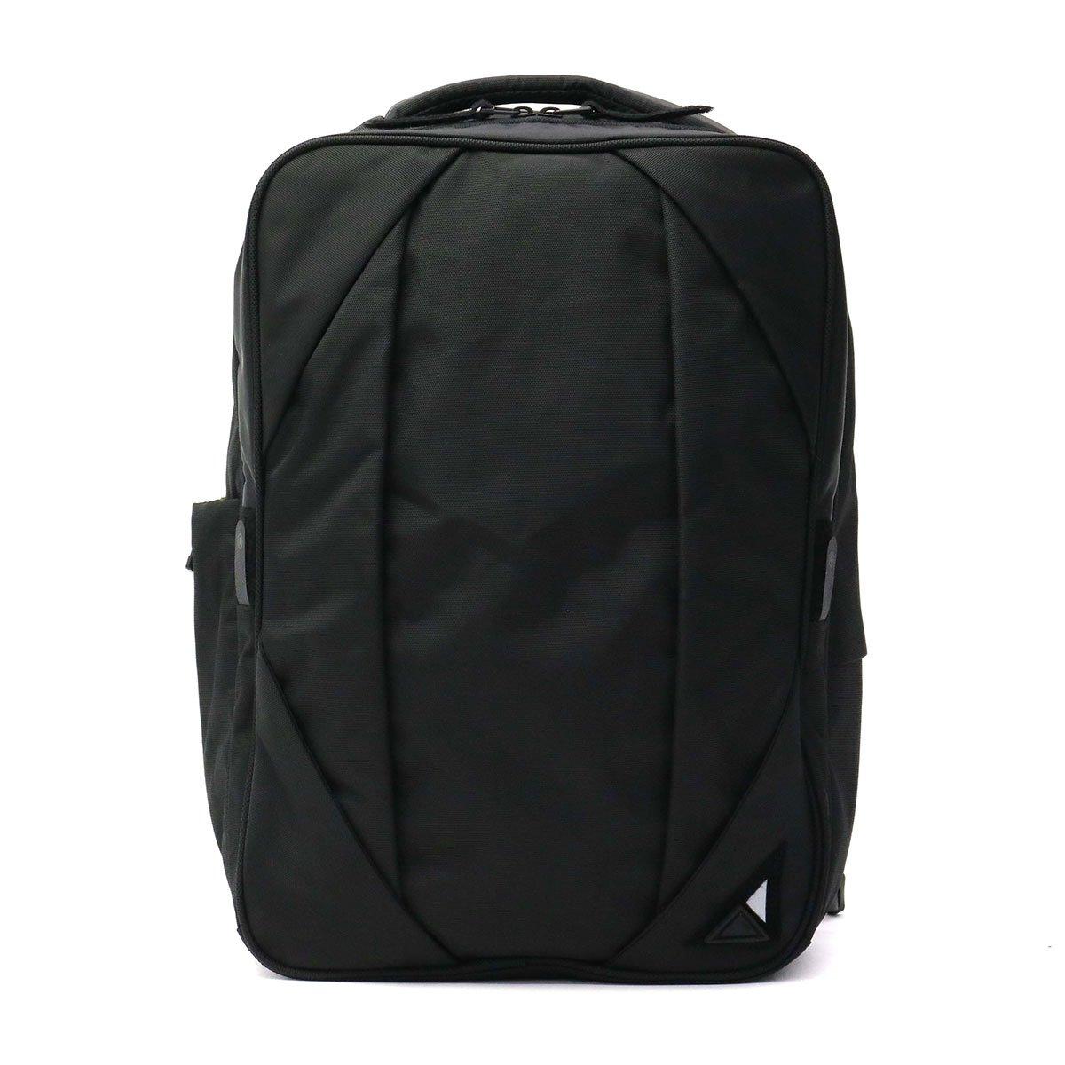 [ヌンク]nunc リュック Rectangle Backpack NN002010 ブラック B07587V28X