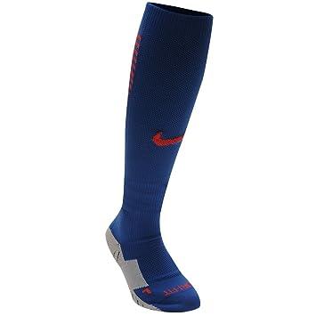 Nike Inglaterra Away Calcetines Royal/Rojo Calcetines de fútbol: Amazon.es: Deportes y aire libre