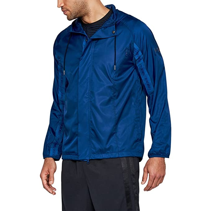 Amazon.com: Under Armour SC30 - Chaqueta cortavientos para ...