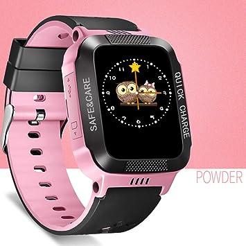 ZHOUXING Kids Smartwatch GPS Tracker Smartphone Anti-Perdido ...