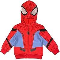 Marvel 男童蜘蛛侠蜘蛛侠图案西装连帽衫