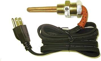 Kats 11443 400 Watt 1 9//16 Frost Plug Heater