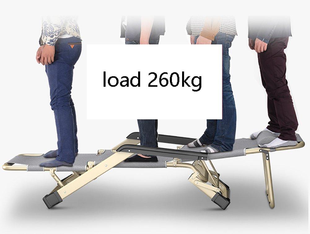 Faltende Kampierende Stühle Für Schwere Leute, Grauer Stuhl Für Reise 260kg Im Freien, 260kg Reise f74bf0